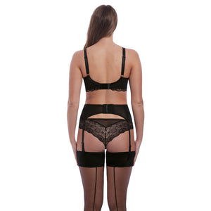 Freya-Lingerie-Expression-Black-High-Apex-Bra-AA5494BLK-Brazilian-Brief-AA5497BLK-Suspender-AA5499BLK-Back