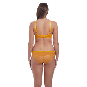 Freya-Lingerie-Expression-California-Gold-Yellow-Plunge-Bra-AA5491CGD-Brief-AA5495CGD-Back