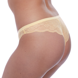 Freya-Lingerie-Fancies-Buttermilk-Yellow-Brazillian-Brief-AA1017BUK-Back
