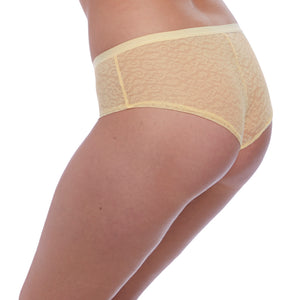 Freya-Lingerie-Fancies-Buttermilk-Yellow-Hipster-Short-AA1015BUK-Back