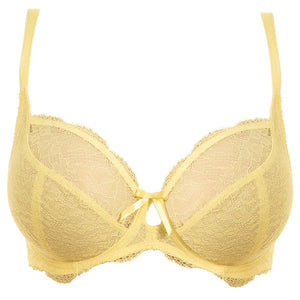 Freya-Lingerie-Fancies-Lemon-Yellow-Sorbet-Plunge-Bra-AA1011LEE