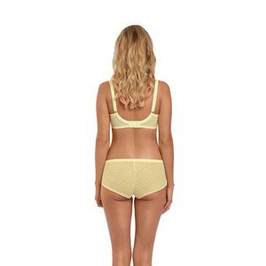 Freya-Lingerie-Fancies-Sherbet-Yellow-Balcony-Bra-AA1012SHT-Short-AA1015SHT-Back