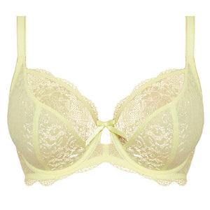 Fancies Sherbet Yellow Plunge Bra - Freya
