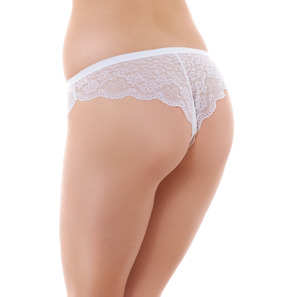 Freya-Lingerie-Fancies-White-Brazilian-Brief-AA1017WHE-Back