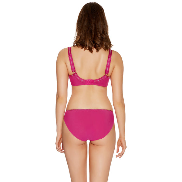 Freya-Lingerie-Hero-Berry-Side-Support-Plunge-Bra-AA1841BEY-Brief-AA1845BEY-Back