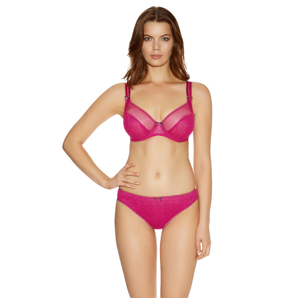 Freya-Lingerie-Hero-Berry-Side-Support-Plunge-Bra-AA1841BEY-Brief-AA1845BEY-Front