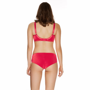 Freya-Lingerie-Idol-Racing-Red-Balcony-Bra-AA1050RAR-Hipster-Short-AA1056RAR-Back