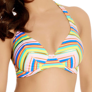 Freya-Swim-Beach-Candy-Pastel-Halter-Bikini-Top-AS3308PAL-Front