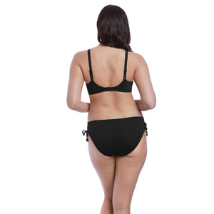 Freya-Swim-Bohemia-Black-Sweetheart-Bikini-Top-AS2970BLK-Bikini-Brief-AS2973BLK-Back