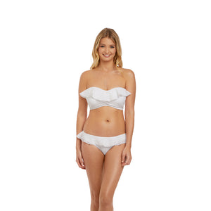 Freya-Swim-Bohemia-White-Bandeau-Bikini-Top-AS2971WHE-Italini-Brief-AS2975WHE-Front