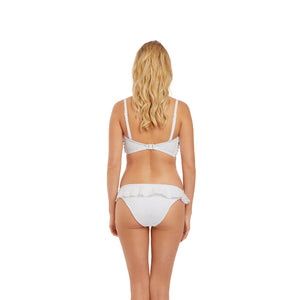 Freya-Swim-Bohemia-White-Bandeau-Bikini-Top-Straps-AS2971WHE-Italini-Brief-AS2975WHE-Back