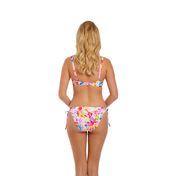 Freya-Swim-Endless-Summer-Confetti-Print-Plunge-Bikini-Top-AS2965COI-Tie-Side-Brief-Pant-AS2968COI-Back