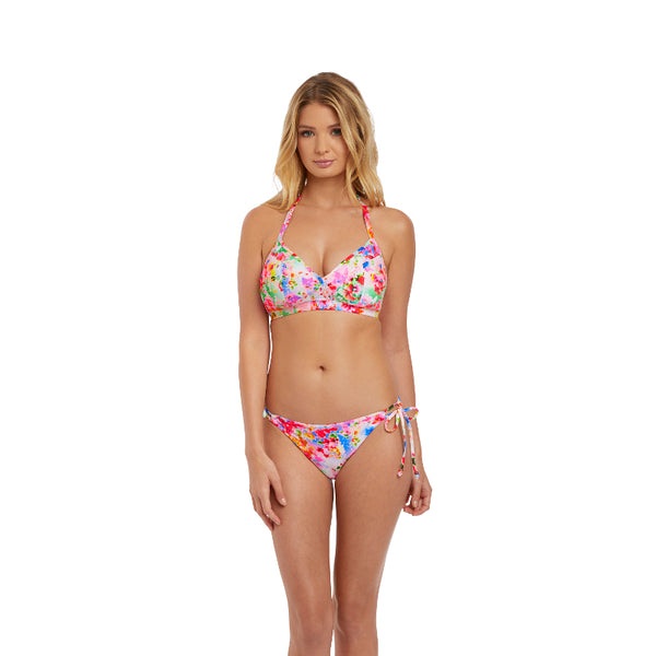 Freya-Swim-Endless-Summer-Confetti-Print-Triangle-Bikini-Top-AS2969COI-Tie-Side-Brief-Pant-AS2968COI-Front