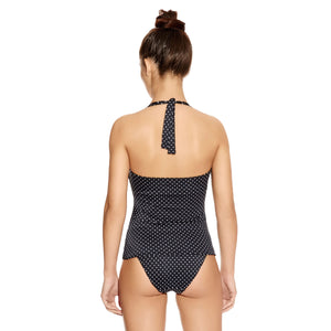 Freya-Swim-Pier-Black-Tankini-Top-AS3021BLK-Classic-Brief-AS3024BLK-Back