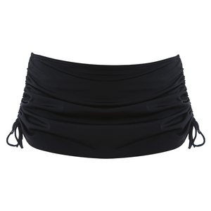 Freya-Swim-Remix-Black-Skirted-Bikini-Brief-AS3953BLK-Front