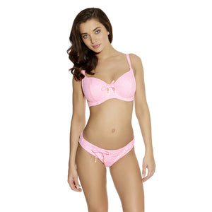 Freya-Swim-Spirit-Pink-Sorbet-Sweetheart-Bikini-Top-AS3902PIT-Classic-Brief-AS3904PIT-Front