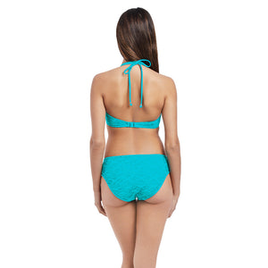 Freya-Swim-Sundance-Deep-Ocean-Blue-Halter-Bikini-Top-AS3971DON-Hipster-Brief-AS3976DON-Back