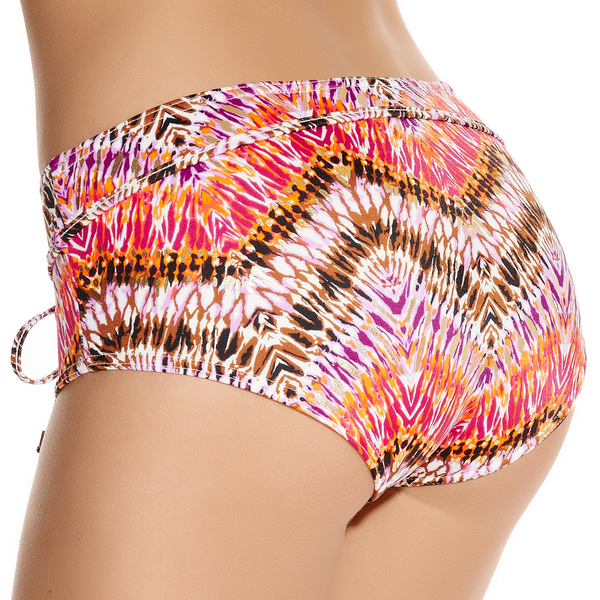 Freya-Swimwear-Inferno-Amber-Bikini-Short-AS3759AMR-Side