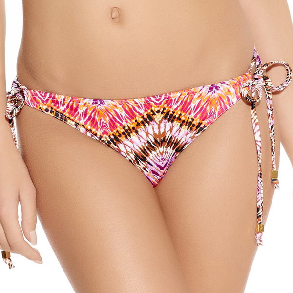 Freya-Swimwear-Inferno-Amber-Rio-Tie-Side-Bikini-Brief-Pant-AS3758AMR-Front