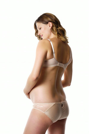 Hotmilk-Lingerie-Eclipse-Nude-Nursing-Bra-ECN-Brief-Panty-ECNBK-Back