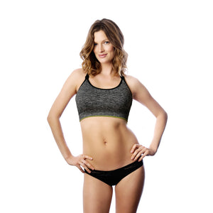 Hotmilk-Maternity-Vitality-Grey-Yoga-Exercise-Nursing-Bra-VG-Front