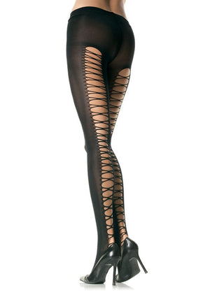 Leg-Avenue-Corset-Back-Pantyhose-Black-9081