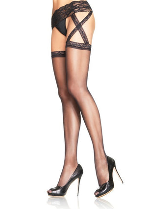 Leg-Avenue-Garterbelt-Stockings-Black-1653Q