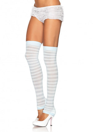 Leg-Avenue-Leg-Warmers-Blue-White-3908