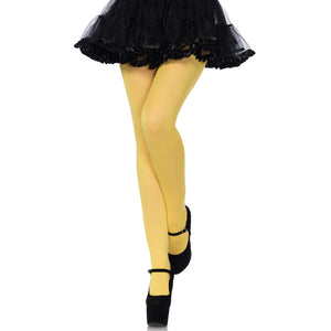 Leg-Avenue-Yellow-Pantyhose-Tights-7300