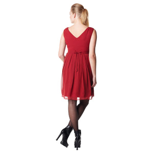 Noppies-Maternity-Belem-Dress-Red-50544-Back