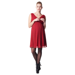 Noppies-Maternity-Belem-Dress-Red-50544-Front