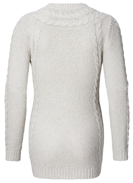 Hailey Knit Pullover Jumper - Noppies