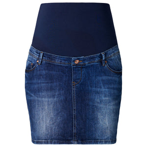 Noppies-Maternity-Liv-Denim-Blue-Jean-Skirt-50503-Front