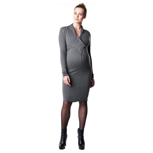 Noppies-Maternity-Zara-2-Dark-Grey-Dress-50686-Front