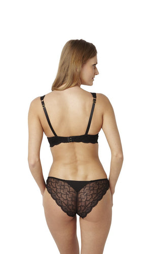 Panache-Black-Ardour-Black-Sweetheart-Bra-7951-Brief-7952-Back