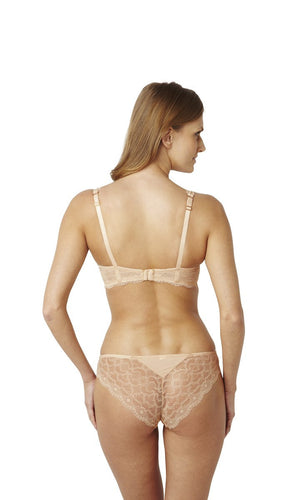 Panache-Black-Ardour-Nude-Sweetheart-Bra-7951-Brief-7952-Back