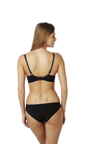 Panache-Black-Odette-Animal-Print-Sweetheart-Bra-7851-Brief-7852-Back