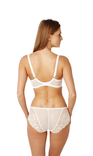 Panache-Envy-Balconette-Bra-Ivory-7285-Brief-7282-Back