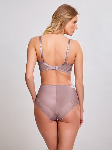 Panache-Lingerie-Etta-Mauve-Purple-Balconette-Bra-9331-High-Waisted-Brief-9335-Back