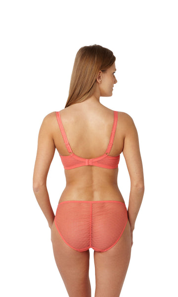 Panache-Lingerie-Fontaine-Coral-Plunge-Bra-7766-Brief-7762-Back