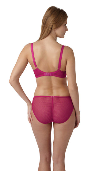Panache-Lingerie-Fontaine-Rose-Plunge-Bra-7766-Brief-7762-Back