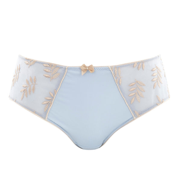 Panache-Lingerie-Tango-Blue-Gold-Brief-9072-Front