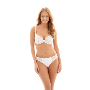 Panache-Lingerie-Tango-White-Plunge-Bra-3256-Thong-9099-Front