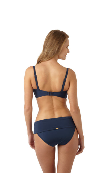 Panache-Swim-Marina-Bandeau-Top-Straps-Sapphire-SW0833-Folded-Brief-Pant-SW0837-Back