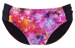 Panache-Swim-Savannah-Floral-Gathered-Bikini-Brief-Pant-SW0789-Front