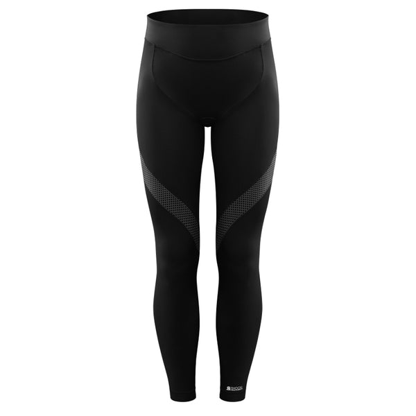 Shock-Absorber-Black-Activewear-Leggings-S066B-Front