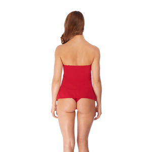 Wacoal-Lingerie-Lace-Essential-Chilli-Red-Camisole-WE136009CHI-Tanga-WE136007CHI-Back