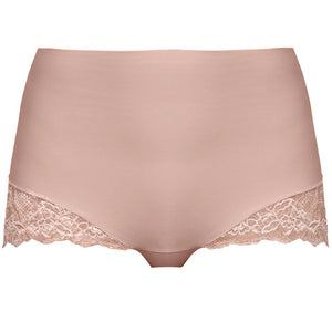 Wacoal-Lingerie-Lace-Perfection-Rose-Mist-Pink-Control-Brief-WE135010RMT
