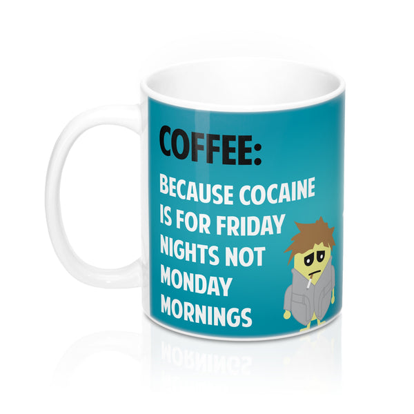 COFFEE: Mug 11oz