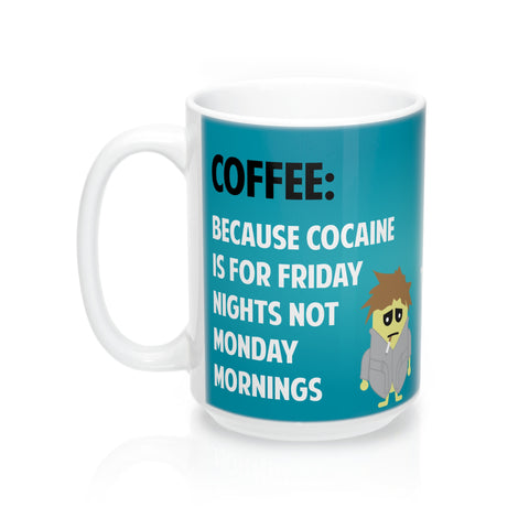 COFFEE: Mug 15oz